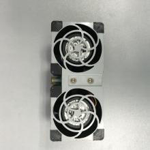 SUN CPU Dual Fan Assembly w/ Plastic Fingerguards