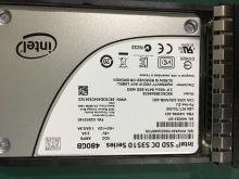 INTEL 英特尔(Intel) S3500 系列SATA 6Gb/s固态硬盘2.5英寸 480G