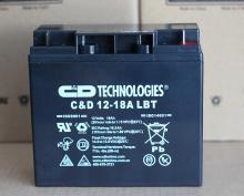 DMX3 12V/18AH Battery Cell