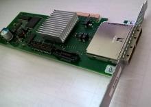 IBM PCIe Dual - x4 SAS Adapter (FC 5901; CCIN 57B3